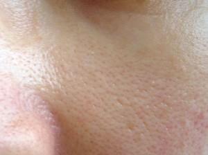 水洗顔効果