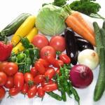 野菜乾燥肌